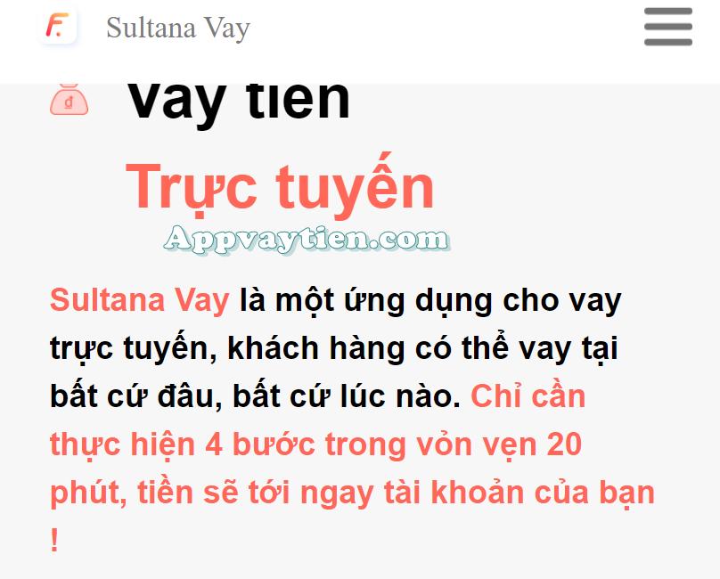 H5 Sultana Vay