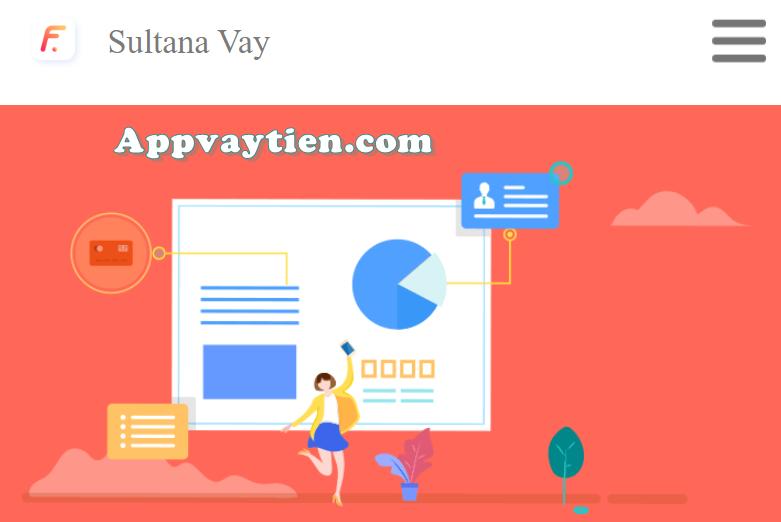 Sultana Vay tiền