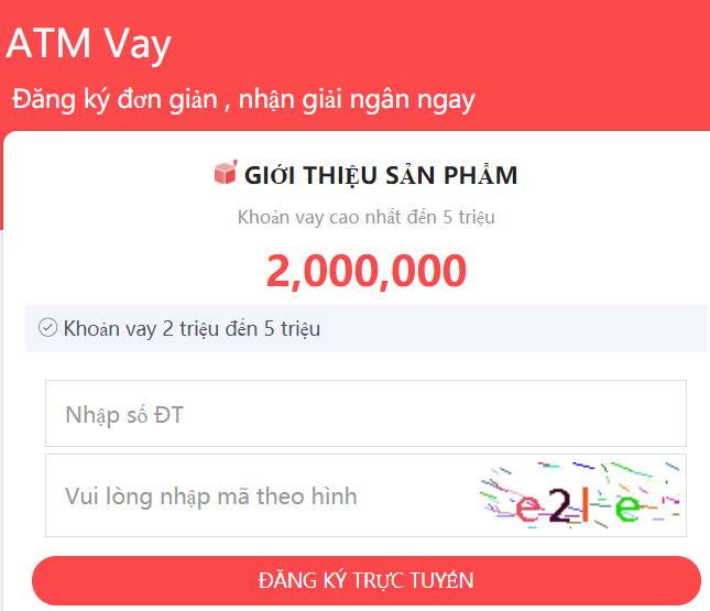 ATM VAY