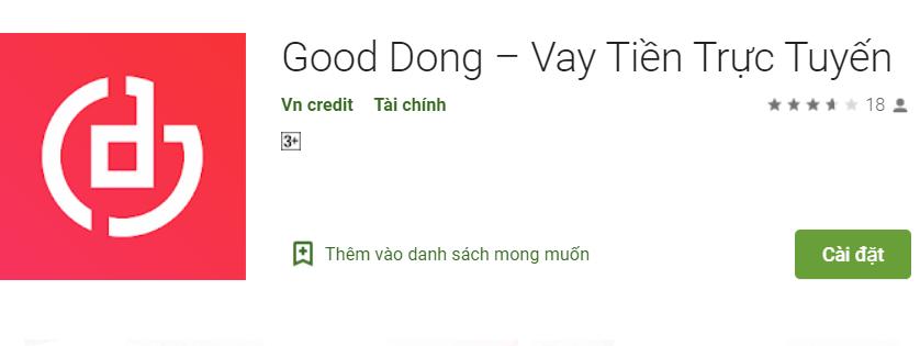 App Good Dong