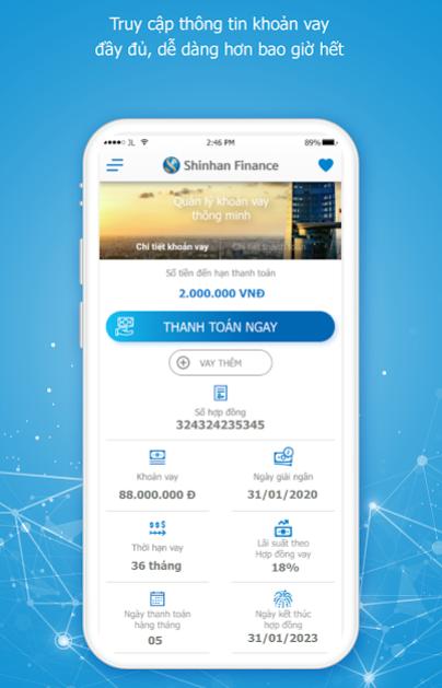 Tải app iShinhan