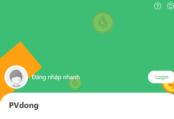 Pvdong là điểm tài chính khá lý tưởng cho mọi nhà