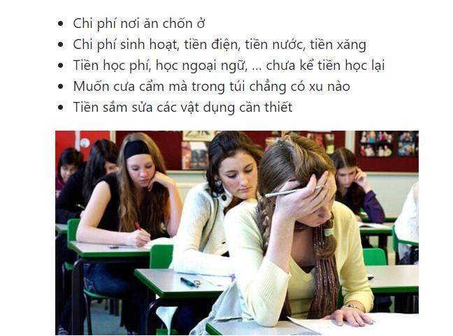 Uniloan vay sinh viên
