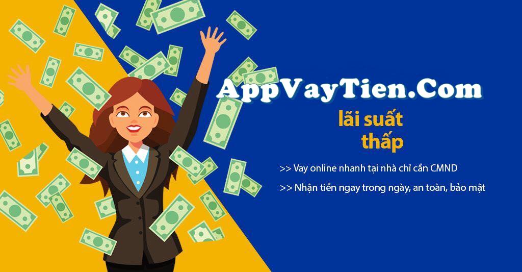 App Vay Tiền Online uy tín nhất hiện nay IOS APK