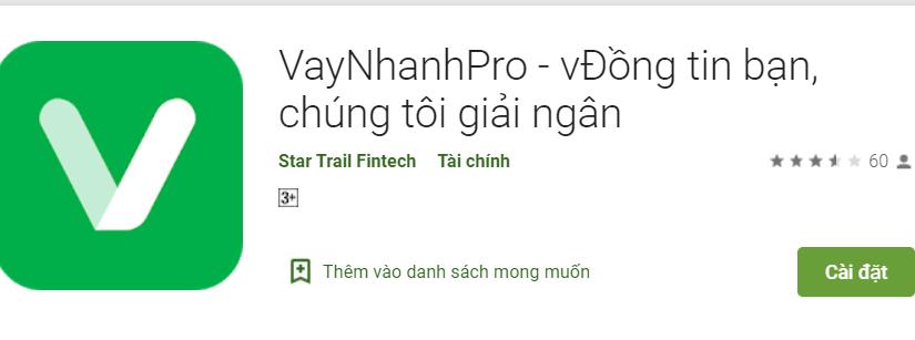 VayNhanhPro