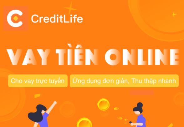 CreditLife vay tiền siêu tốc tới 20 triệu