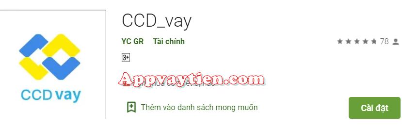 CCD Vay